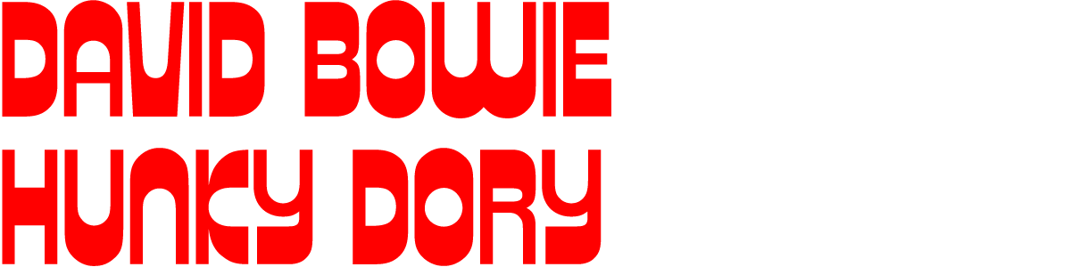 David Bowie 'Hunky Dory'