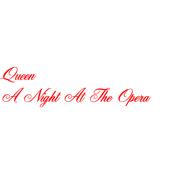 Queen 'A Night At The Opera'