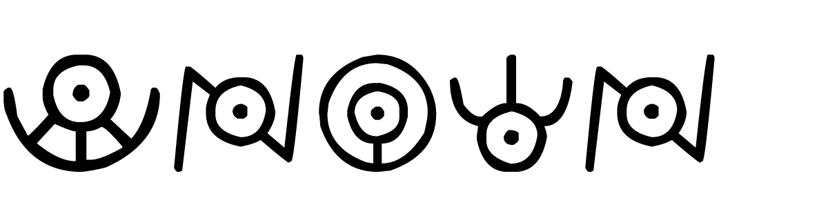 Unown (Pokémon)
